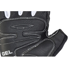 Red Cycling Products Gel Race Bike Gloves Women black-white